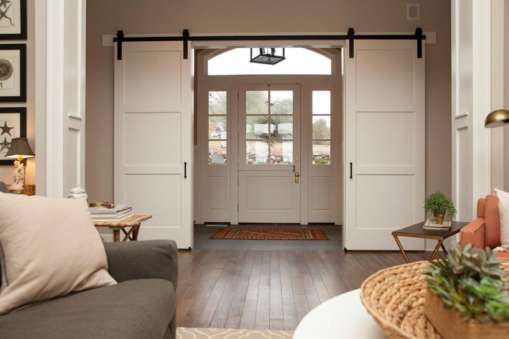Купить светлые межкомнатные двери