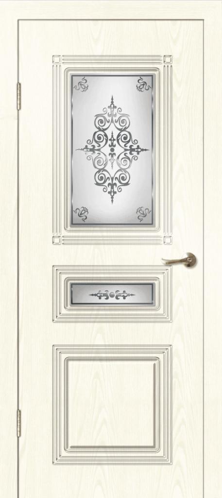 Купить белые двери