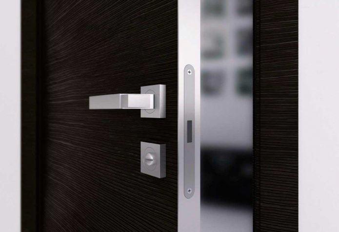 Купить двери с алюминиевой кромкой