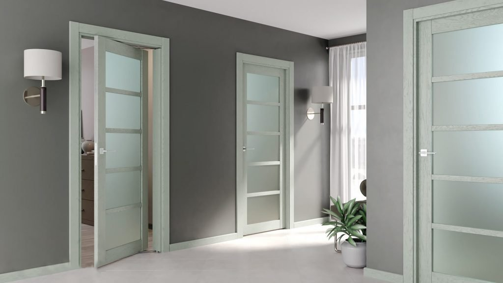 Белые двери в Челябинске
