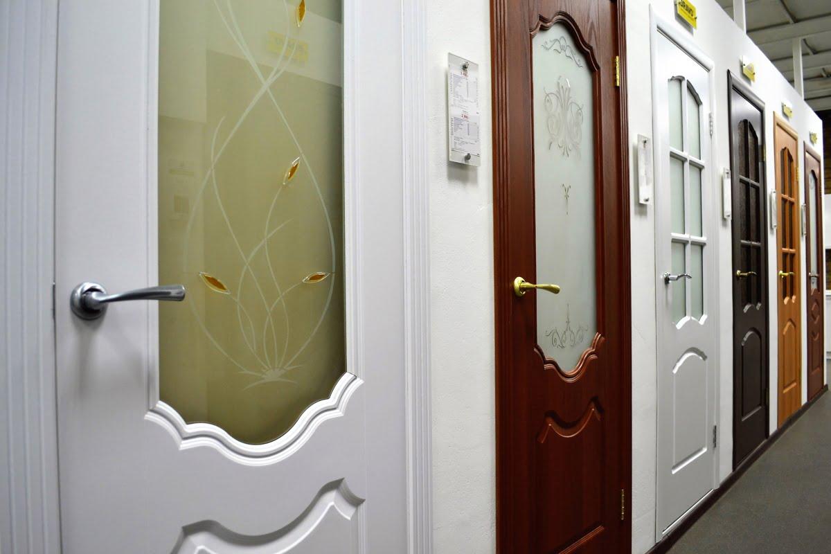 Купить межкомнатные двери ПВХ